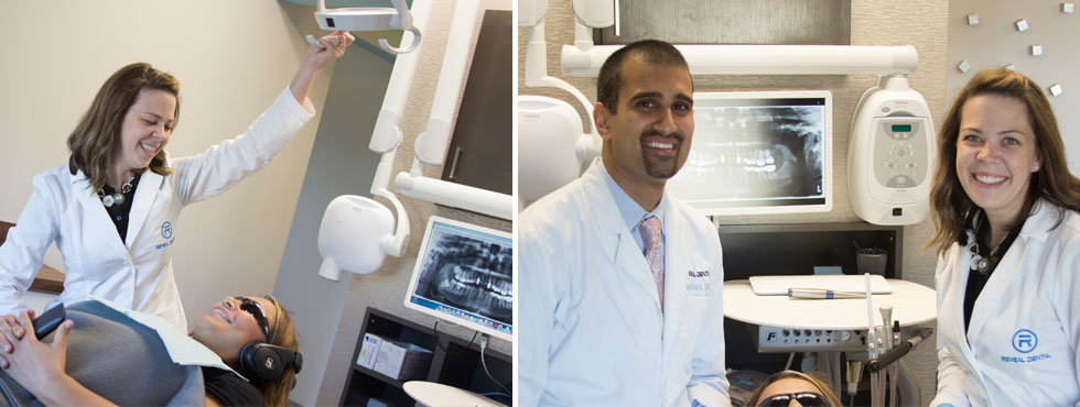 New Patient Experience at Reveal Dental - Cedar Park, Austin, Round Rock, and Leander, Texas