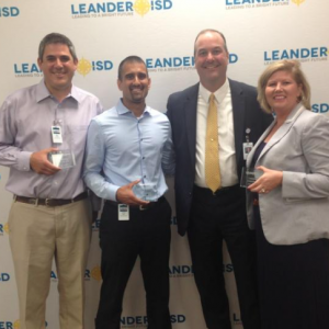 Cedar Park Dentist Dr  Alkesh Sura Graduates from Leadership LISD